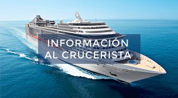 <p>Cruceros</p>