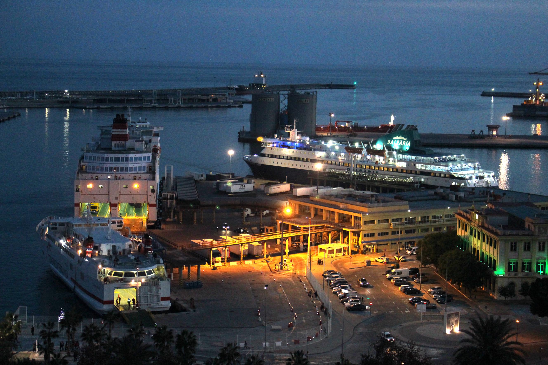 La OPE se cierra con 142.955 pasajeros en el Puerto de Málaga, un 15% más que en 2018