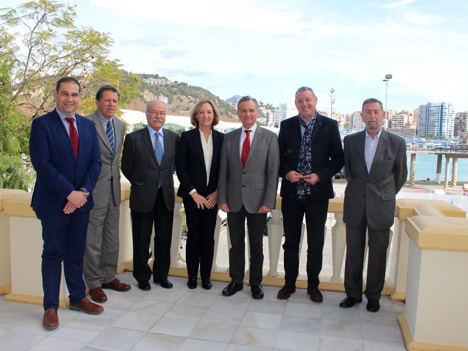 Andalucía registra un movimiento cercano al millón de cruceristas en 2018