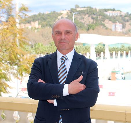 Carlos Rubio asume la presidencia de la Autoridad Portuaria