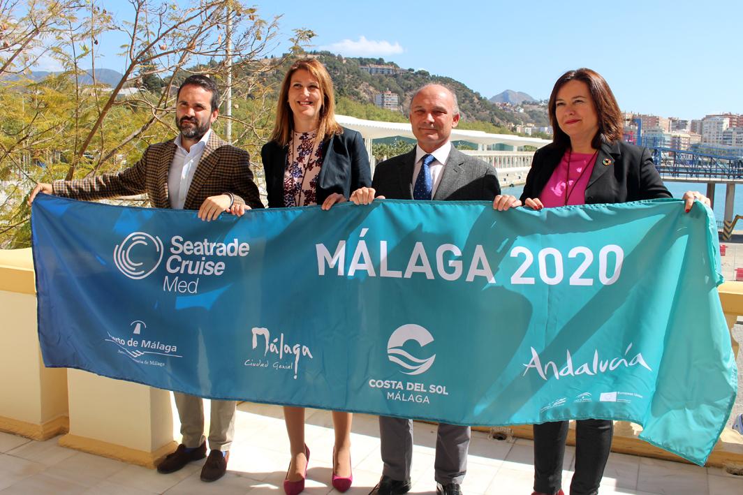 Se constituye el Comité Organizador para Seatrade Med 2020