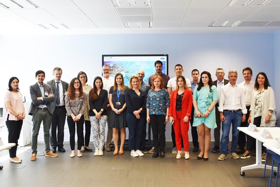 Málaga continua trabajando en el proyecto europeo Locations durante 2019