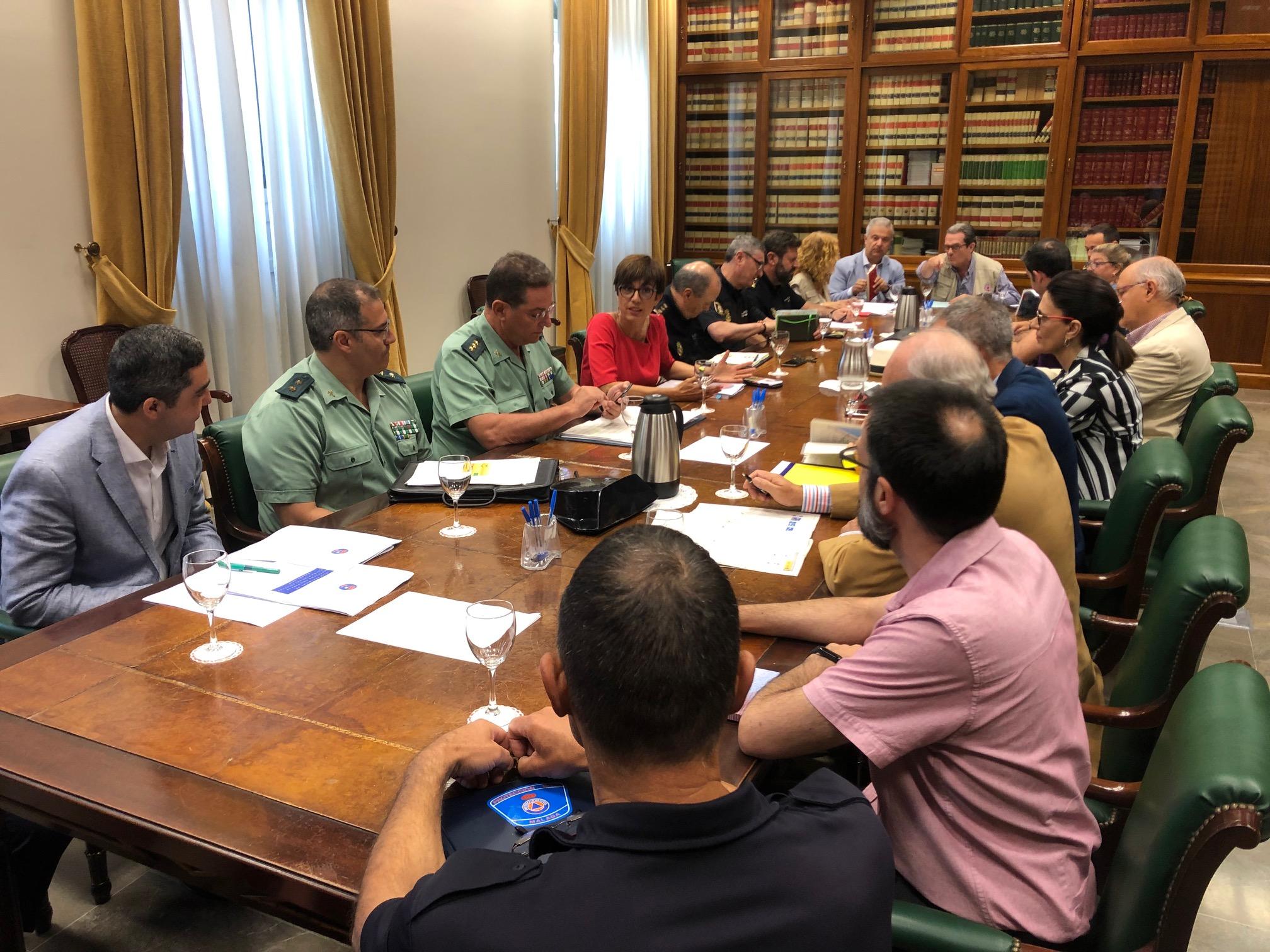 La Operación Paso del Estrecho prevé incrementar un 15% el tránsito de pasajeros en Málaga