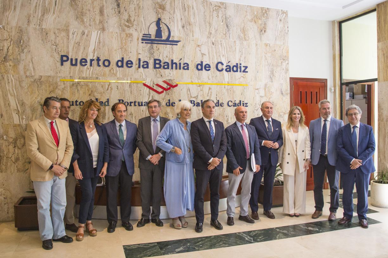 El Gobierno andaluz impulsará un Plan coordinado de acción logística y comercial de los puertos de la comunidad