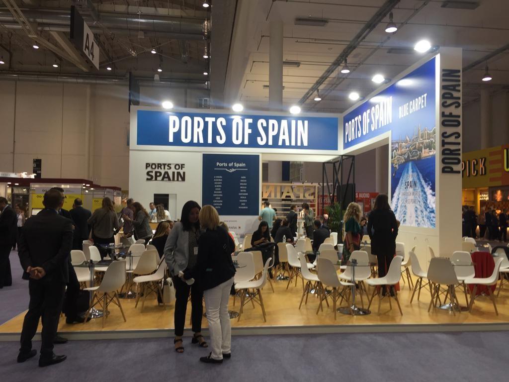 Málaga promociona el tráfico de cruceros en Seatrade Europe 2019