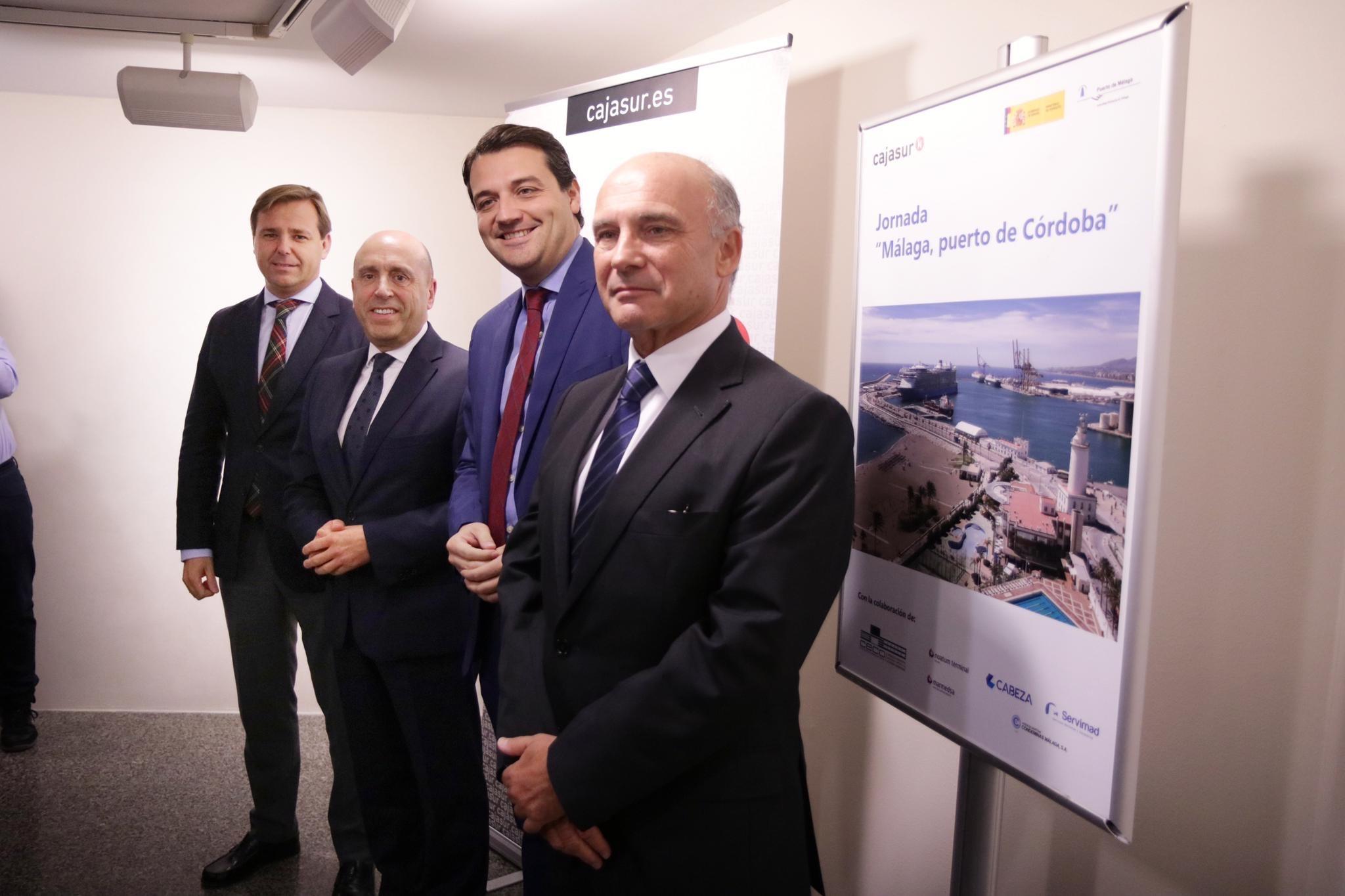 Málaga y Córdoba impulsan la conexión comercial y turística entre ambas provincias