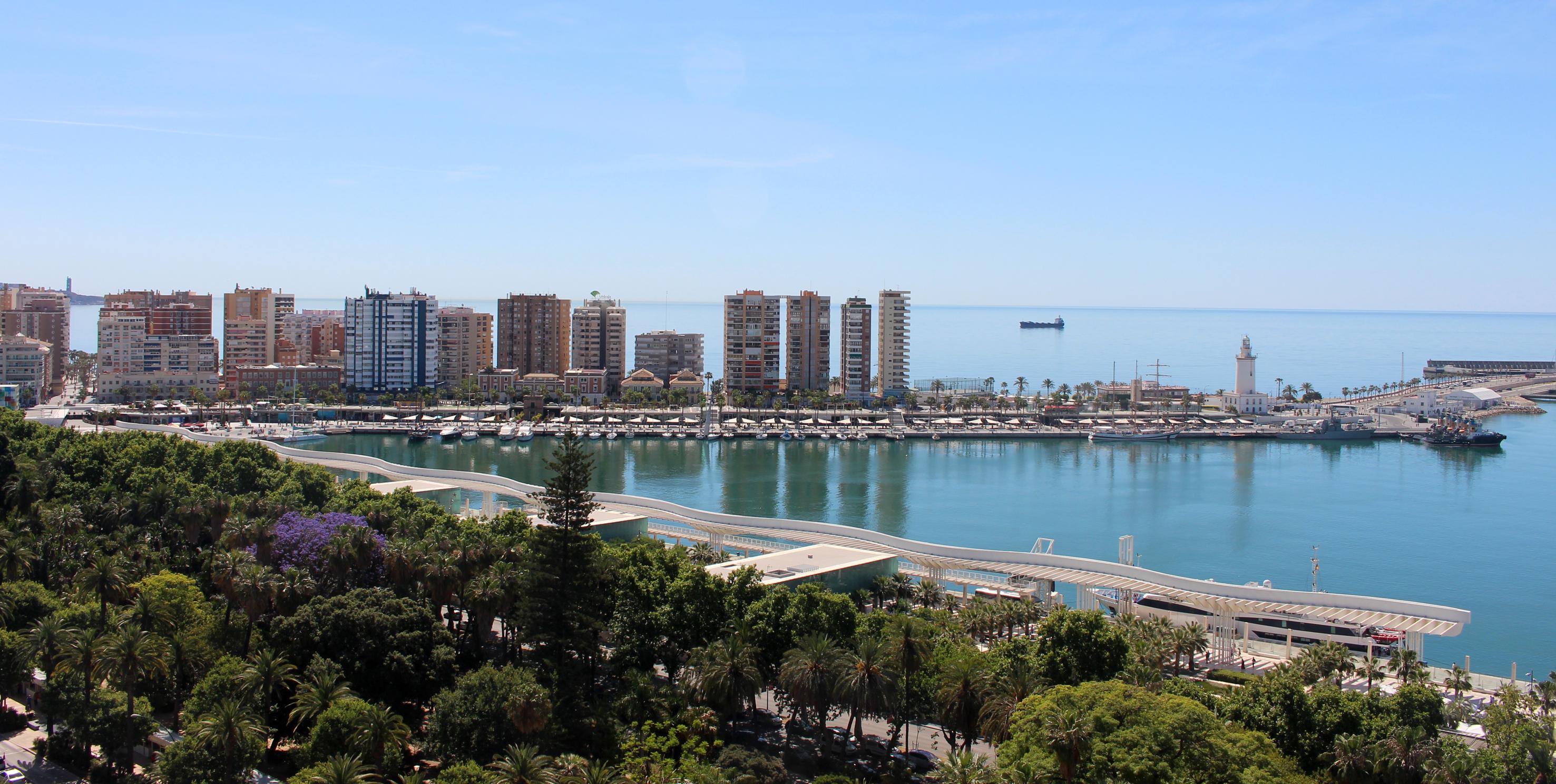 Island Global Yachting (IGY) y Ocean Capital Partners, seleccionados para construir y gestionar la dársena de megayates en el Puerto de Málaga