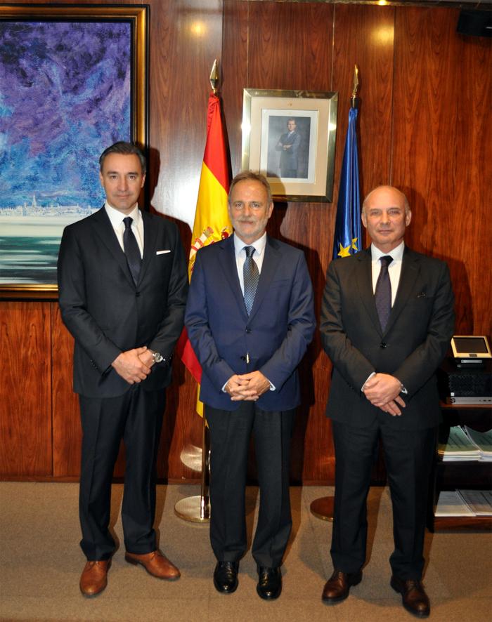 La empresa Creuers, participada por Global Ports Holding, compra las acciones de la Autoridad Portuaria en la Terminal de Cruceros de Málaga