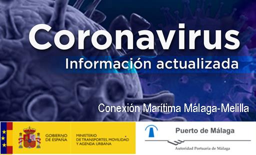 <p>Conexión Marítima Málaga-Melilla</p>