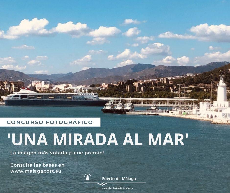 """CONCURSO FOTOGRÁFICO """"Una mirada al mar"""""""