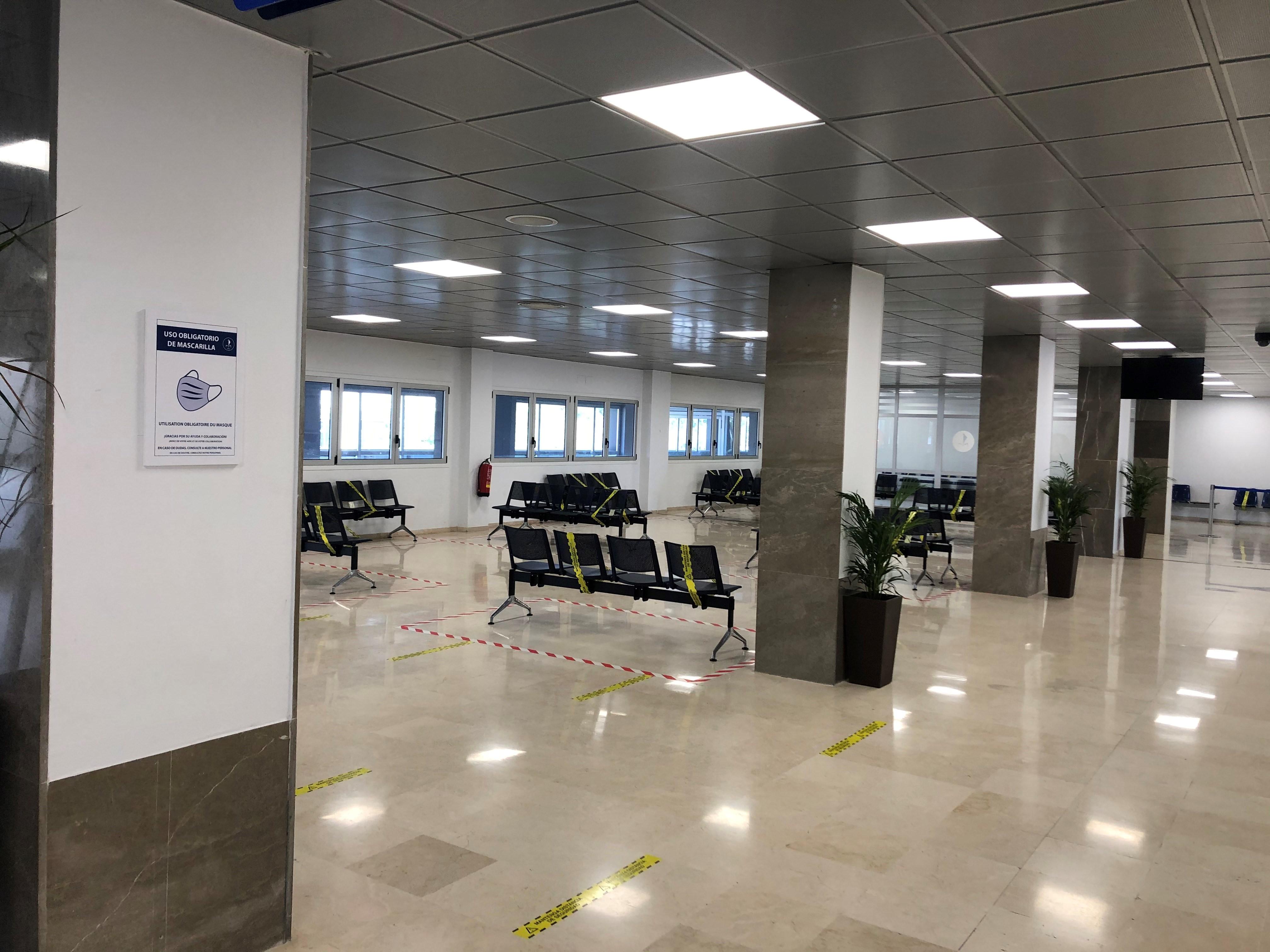 Eurogate Group Terminals, concesionaria de la Estación Marítima de Málaga, certifica con Bureau Veritas sus medidas anti-COVID-19