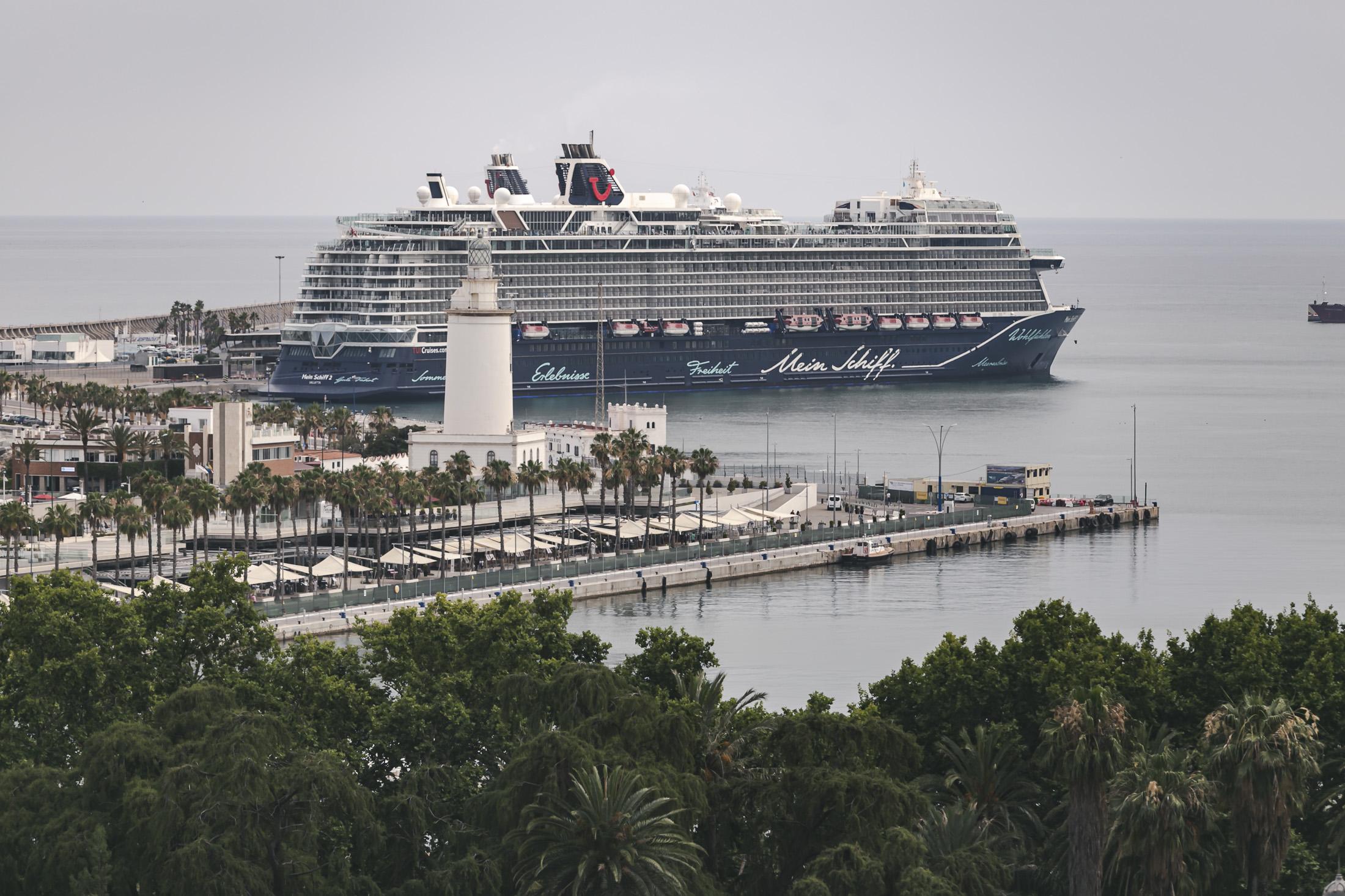 17 escalas de crucero previstas en septiembre